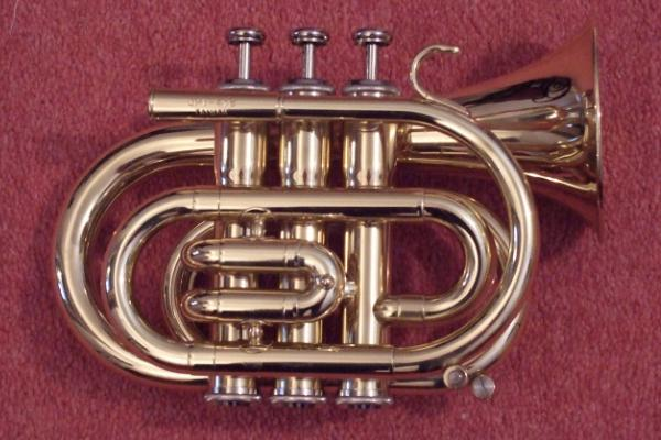 Jupiter pocket trumpet