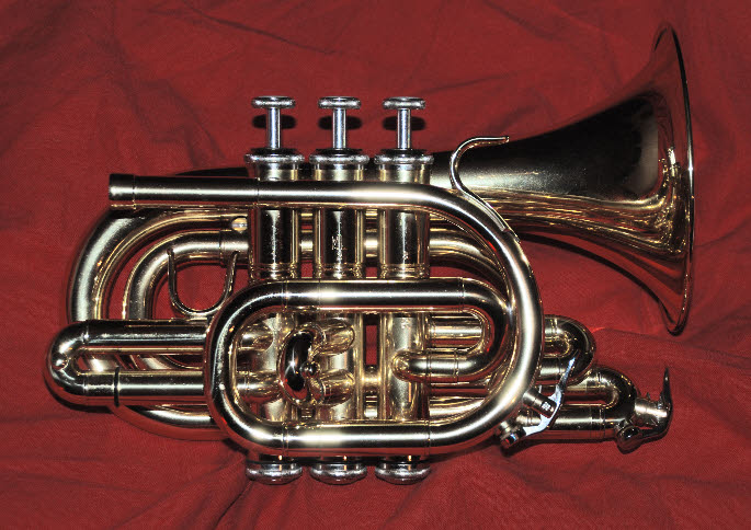 Pocket Max Trumpet, by Charles Colin Music, for sale