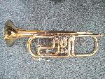 Thein rotary trumpet in C